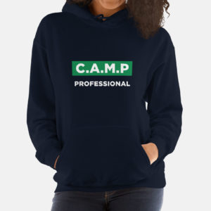 CAMP Building Professional Unisex Hoodie