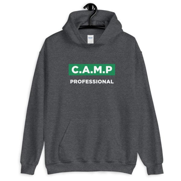 CAMP Building Professional Unisex Hoodie