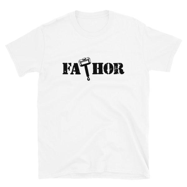 Fathor Shirt White