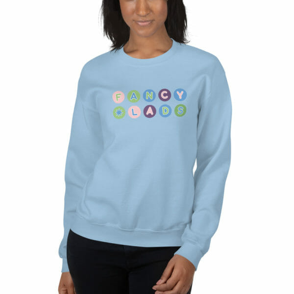 Fancy Lads Snack Cakes Sweater