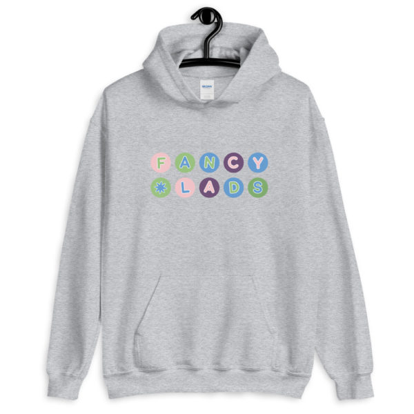 Fancy Lads Snack Cakes Hoodie